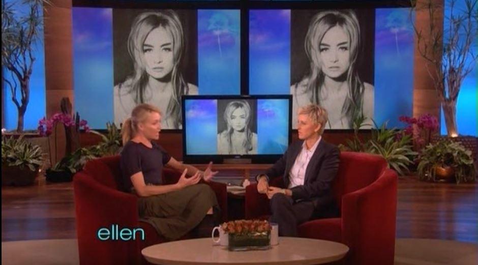 Portia de Rossi Interview Nov 04 2010