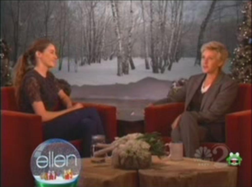 Shailene Woodley Interview Dec 01 2011