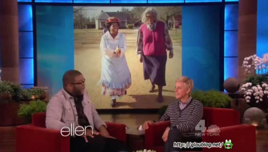 Tyler Perry Interview May 28 2013