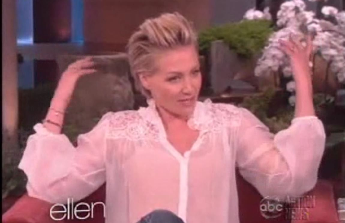 Portia de Rossi Interview Part 1 May 22 2013