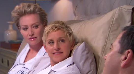 Ellen & Portia – Jimmy Kimmel After The Oscars Special Mar 02 2014