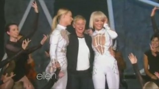 Iggy Azalela & Rita Ora Performance Sept 09 2014
