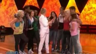2009 09 08 Season 7 Premiere Monologue & Dance