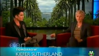 Adam Lambert Performance And Interview Jan 19 2012