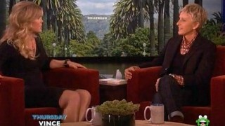 Alison Sweeney Interview Nov 29 2011