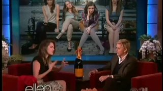 Allison Williams Interview Feb 26 2014