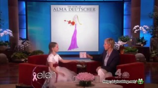 Alma Deutscher Interview And Performance Oct 30 2013