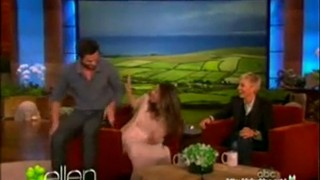 Amanda Peet Interview Surprise And Scare Mar 16 2012