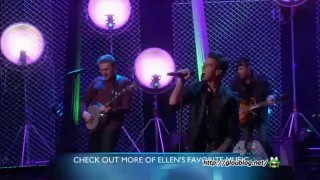 American Authors Performance Feb 07 2014