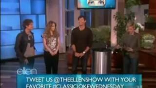 'American Idol' Judges Play Heads Up Jan 15 2014
