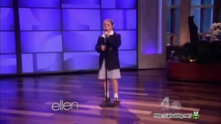 An amazing 10 Year Old Singer Apr 26 2013