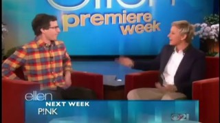Andy Samberg Interview And Game Sep 13 2013