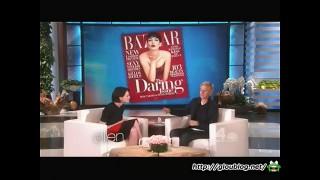 Anne Hathaway Interview Nov 06 2014