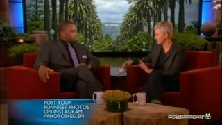 Anthony Anderson Interview Jan 15 2013