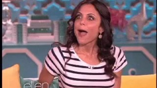 Bethenny Frankel Interview And Game Sept 24 2012