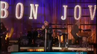Bon Jovi Performance Oct 23 2013