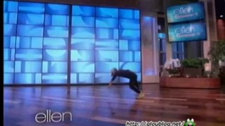 Breakdancer Mace Maya Apr 23 2014