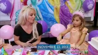 Britney Spears Interview Dec 03 2013