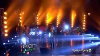 Bruno Mars Performance Dec 18 2012
