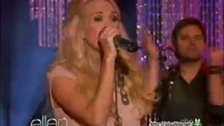 Carrie Underwood Second Performance May 09 2012