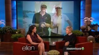 Catherine Zeta Jones Interview Jan 30 2013