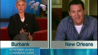 Channing Tatum Interview Nov 15 2013