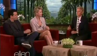 Charlize Theron and Seth MacFarlane Interview May 21 2014