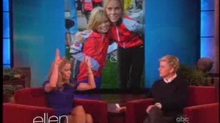Cheryl Hines Interview Oct 05 2012
