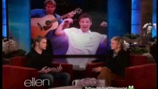 Chord Overstreet Interview Dec 02 2013