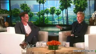 Chris Pine Interview & Game Nov 26 2014