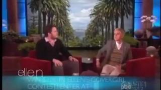 Chris Pratt Interview Jan 22 2013