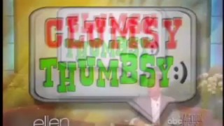Clumsy Thumbsy Apr 18 2013