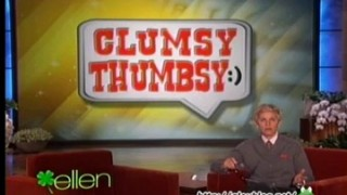 Clumsy Thumbsy Mar 17 2014