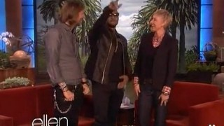 David Guetta and Usher Performance and Interview Nov 29 2011