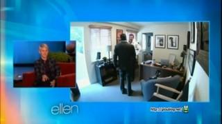 Dennis Quaid Interview And Prank Feb 19 2013