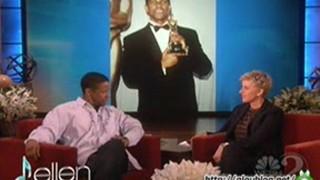 Denzel Washington Interview Feb 10 2012