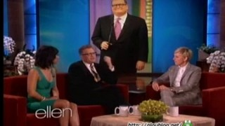 Drew Carey and Cheryl Burke Interview Apr 21 2014