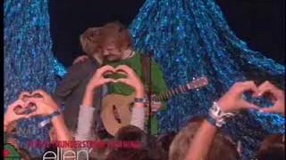 Ed Sheeran Performance Oct 04 2012