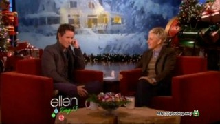 Eddie Redmayne Interview Dec 19 2012