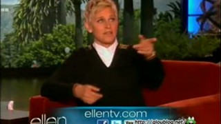 Ellen Discusses 'Bully' Mar 07 2012