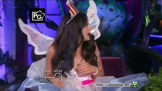 Ellen Halloween Monologue & Dance Oct 31 2014