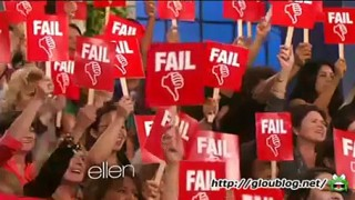 Ellen Monologue & Dance Nov 03 2014