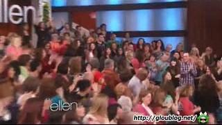 Ellen Monologue & Dance Nov 12 2014