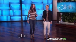 Ellen Monologue & Dance Nov 25 2014