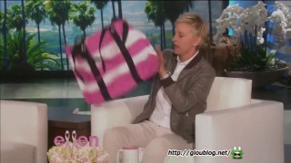 Ellen Monologue & Dance Oct 22 2014