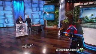 Ellen Monologue & Dance Oct 29 2014