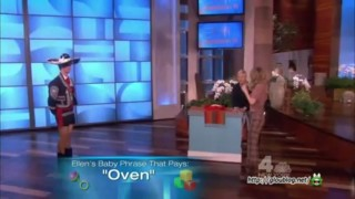 Ellen Pompeo Interview And Game May 03 2013