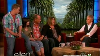 Ellen Talks to Parents Featured in 'Bully' Mar 22 2012
