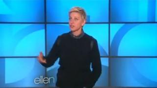 Ellen Monologue & Dance Nov 21 2014