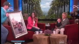 Ellen's Boyfriend Jan 22 2013